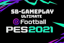 SB-Gameplay Mod PES 2021 For - PES 2017