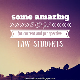 other law school blogs | brazenandbrunette.com