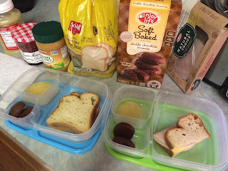 making two lunches with #sunsellabuddybox