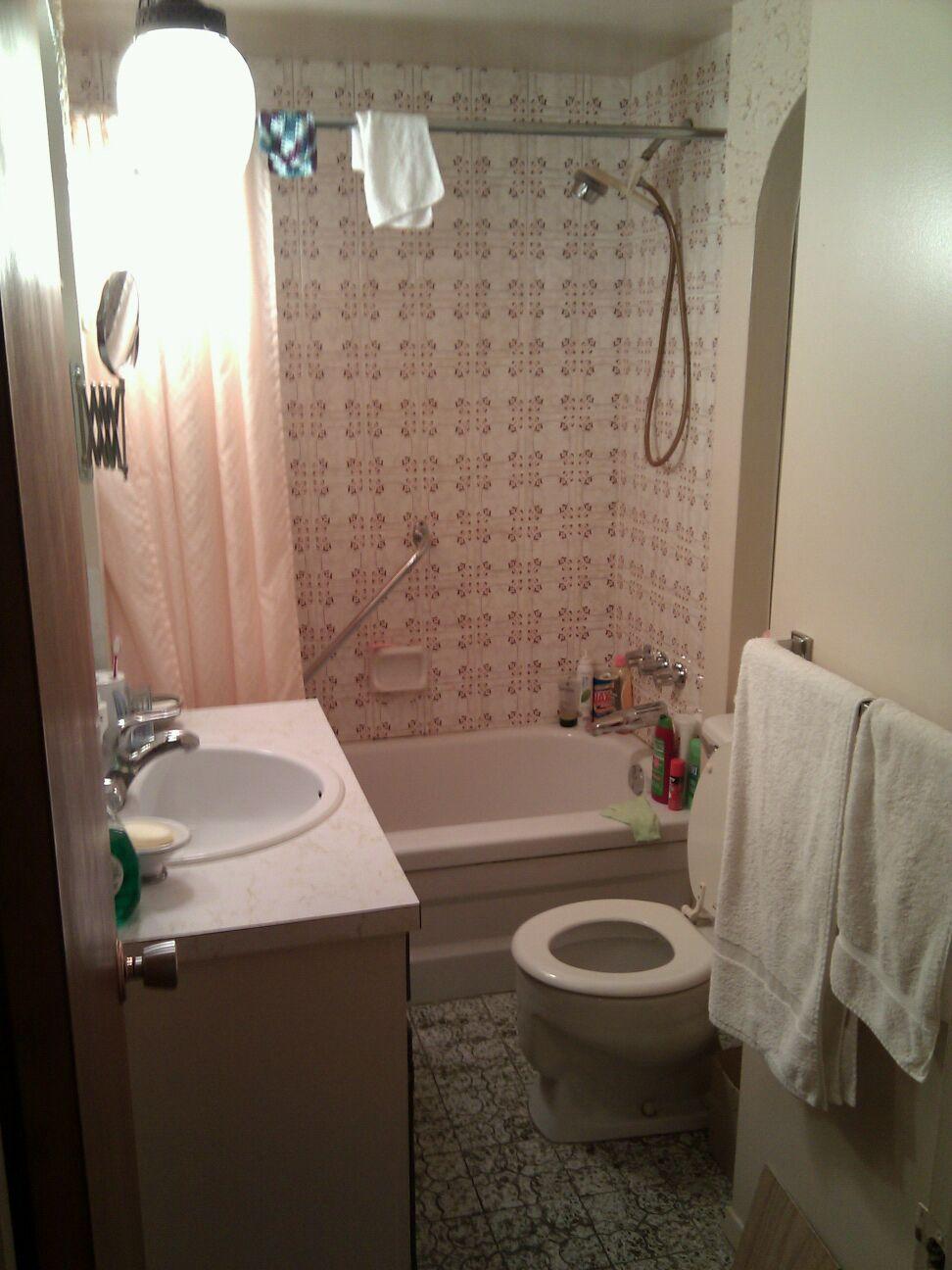 la nouvelle salle de bain etre radieuse par josianne brousseau. Black Bedroom Furniture Sets. Home Design Ideas