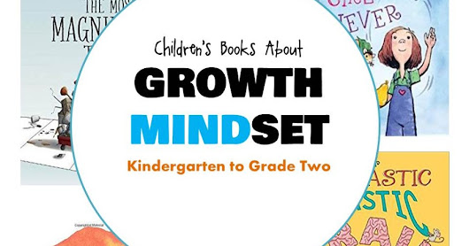 Children's Books About Growth Mindset
