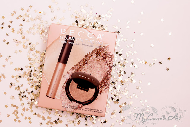 Kit de iluminadores Glow on the Go de Becca
