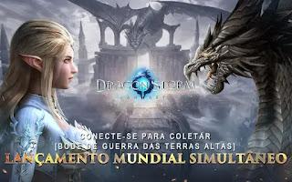 Dragon Storm Fantasy apk mod menu