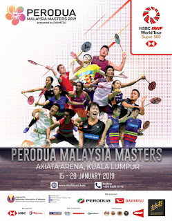 Live Skor Malaysia Masters 2019