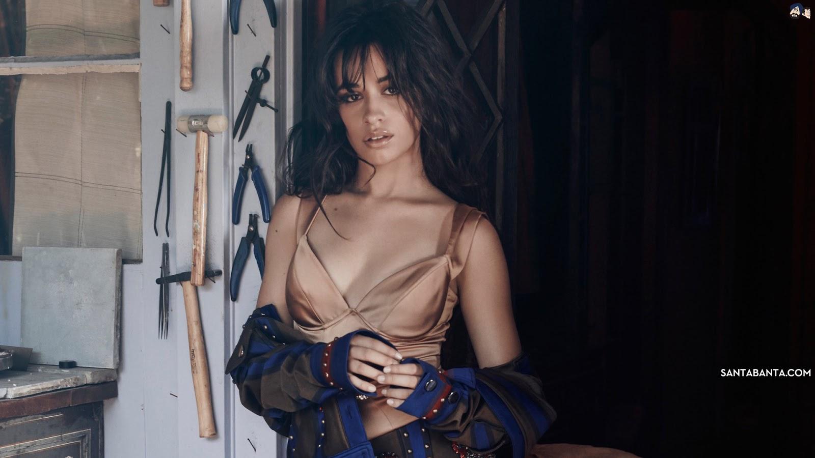 Camila Cabello Latest Sexy Wallpaper