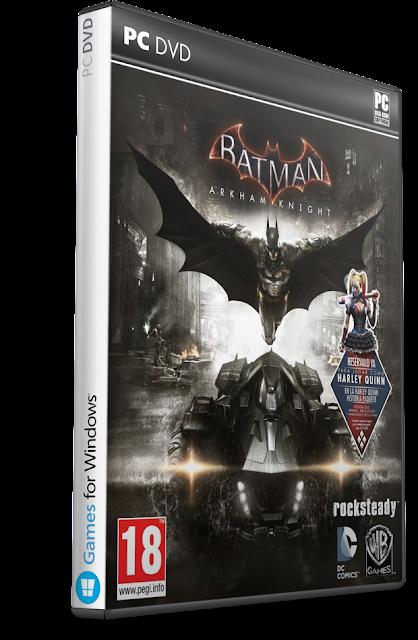 Download game Batman Arkham Knight Full Key