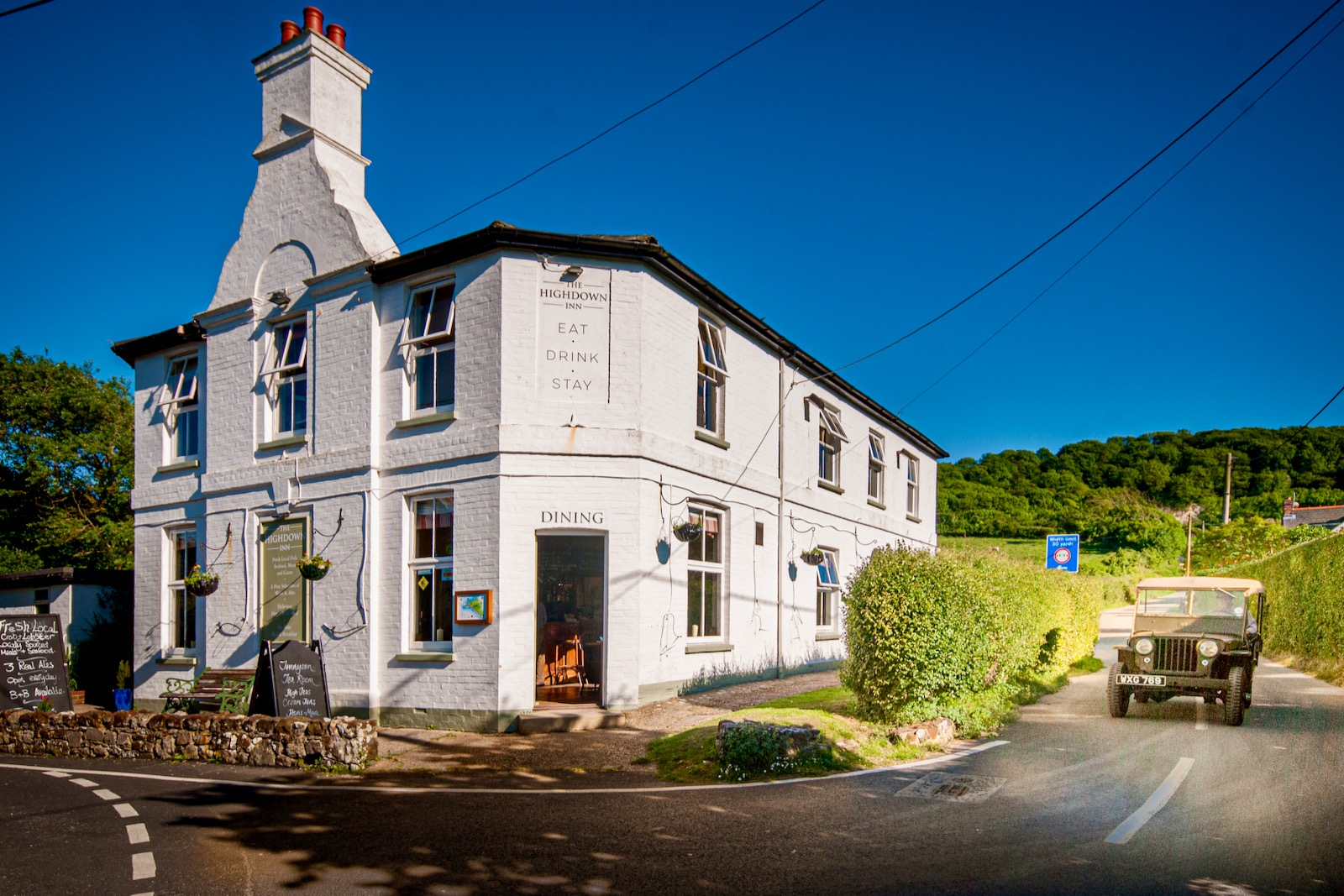 The Highdown Inn Freshwater