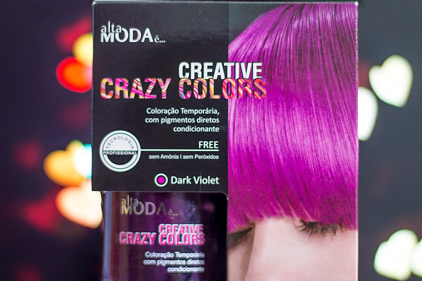 Creative Crazy Color - Alfaparf - Dark Violet