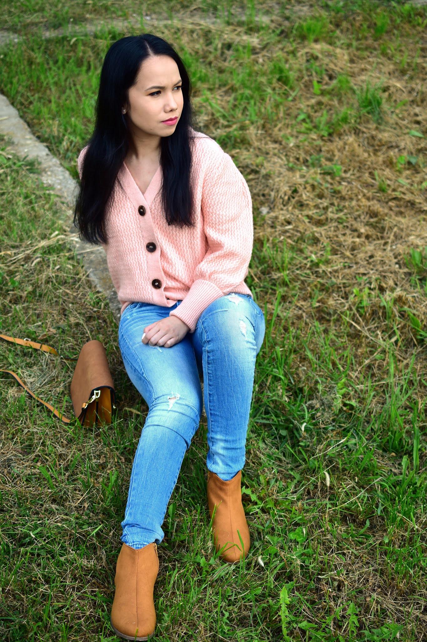 Bonprix jesenný outfit