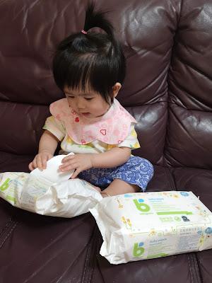 預防口水疹既出現 - babyganics 嬰兒柔濕巾