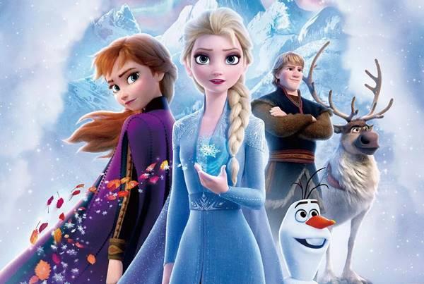 Review Film Frozen 2 (2019), Kelanjutan Kisah Sang Putri Es