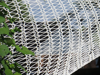 Knitted Trellis