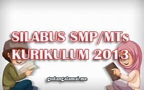 Silabus Akidah Akhlak Kelas 7 Daring SMP/Mts Semester 2 Terbaru 2021