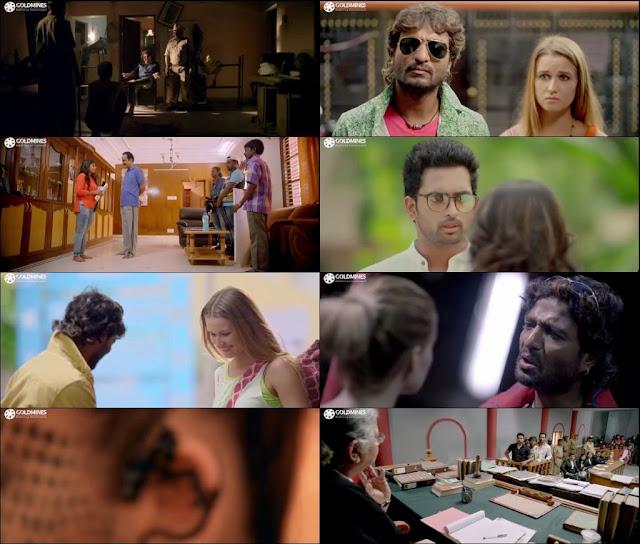 Uppu Huli Khara 2020 Hindi Dubbed 720p WEBRip