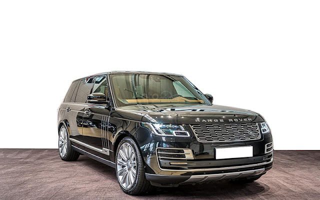 Range Rover SVAutobiography LWB là phiên bản đẳng cấp nhất