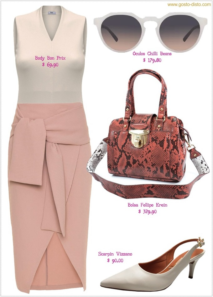 Looks em rosa millennial para usar já