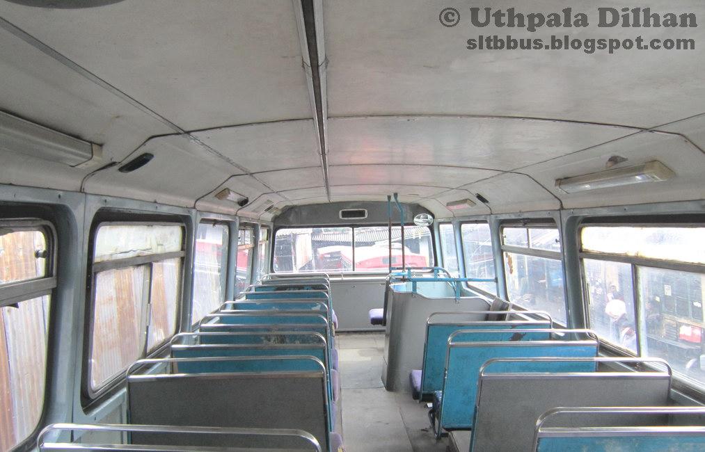 SLTB buses - ශ්රී ලංගම බස්: MCW Metro Bus from SLTB ...