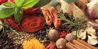 Manfaat Berbagai Bumbu Dapur