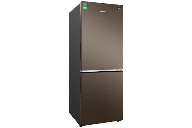 Tủ lạnh hai cửa Ngăn Đông Dưới 280L (RB27N4010DX/SV)