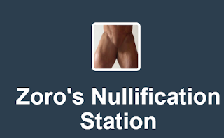 Zoro's Nullification Station
