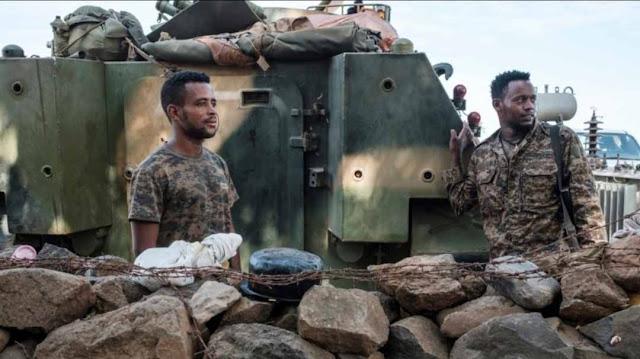 Tentara Eritrea menarik diri dari tiga kota utama di wilayah Tigray, Ethiopia
