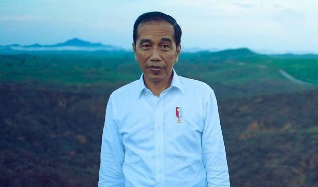 Jokowi: Ibu Kota Baru Hanya untuk Kendaraan Listrik