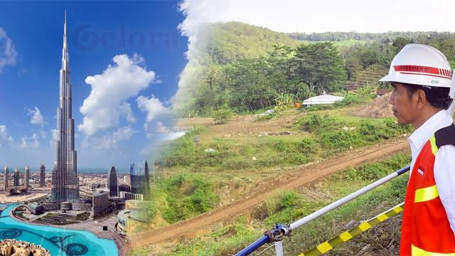 Corona Tak Hentikan Pemindahan Ibu Kota, Menteri: Ini Peluang Bisnis Besar!