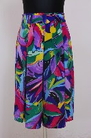 Scirocco skirt vintage spódnica multicolor retro fashionist blogger netstylistka