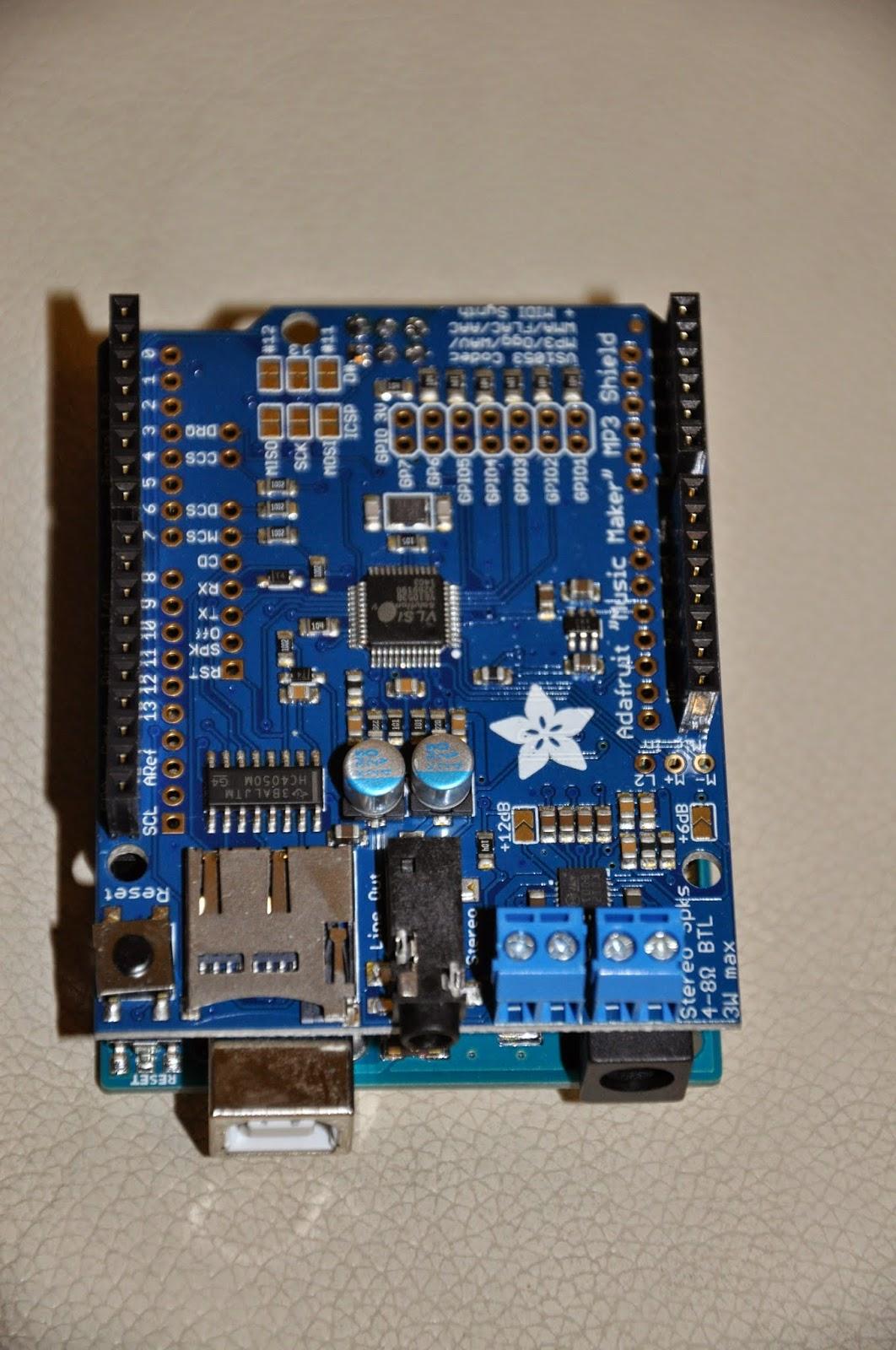 chriga's blog: Audino - Arduino MP3-Player