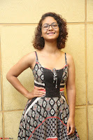 Actress Aditi Myakal Looks gorgeous in Sleeveless Deep Neck Top at Ami Tumi success meet ~  Exclusive 005.JPG