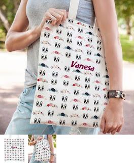 Tote bag-personalizada-tela-regalos personales