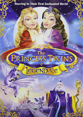 The Twin Princesses of Legendale poster