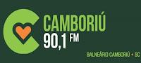 Rádio Camboriú FM 90,1 de Balneário Camboriú SC