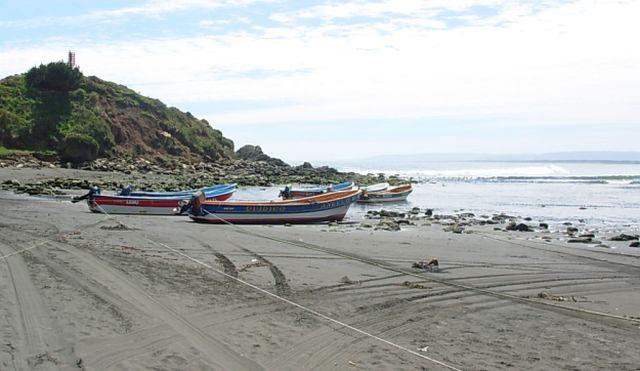 Espacio costero marino para comunidades Mapuche Lafkenche