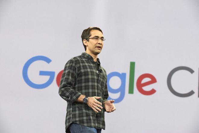 Google cùng VMware phát triển startup 2,8 tỷ USD