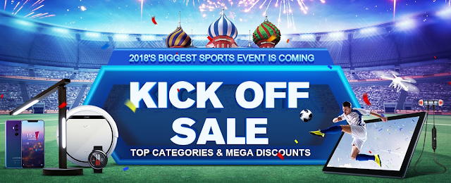 Kick Off Sale