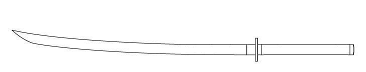Gambar topi ujung Katana