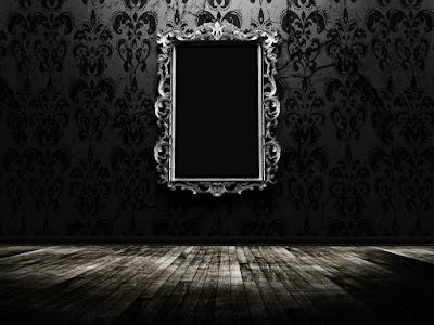 Εξομολόγηση στον μαύρο καθρέπτη