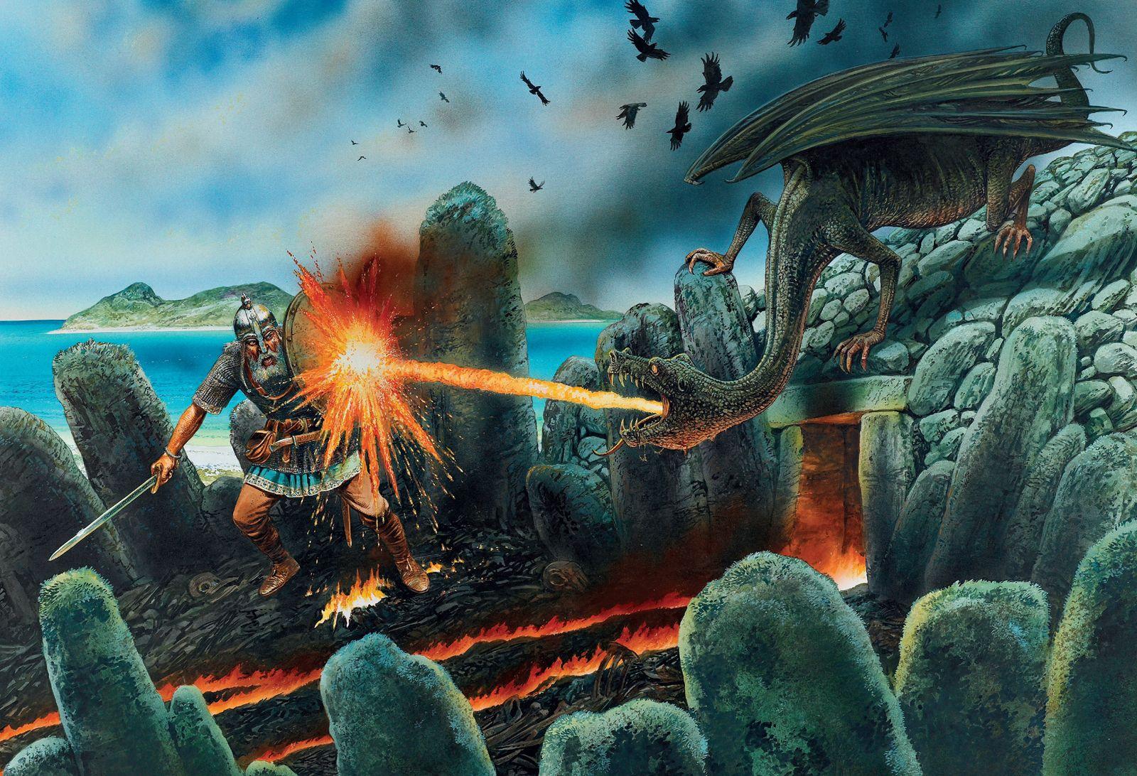 what would beowulf do how beowulf Bohaterem filmu jest tytułowy beowulf, który przybywa do danii, aby zabić pustoszącego krainę potwora grendela.