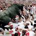 Забег быков в Испании: за две минуты пострадало пять человек