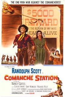 Watch Comanche Station (1960) movie free online