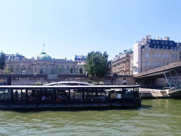 Sortie en famille : Une croisière sur la Seine