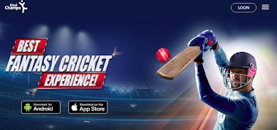 Khel Champs Fantasy Cricket APP