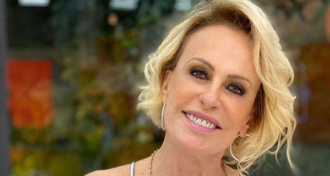 Ana Maria Braga revela que está curada do câncer