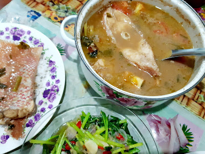 Gambar Sup Ikan Merah Yang Sedap Dan Segar