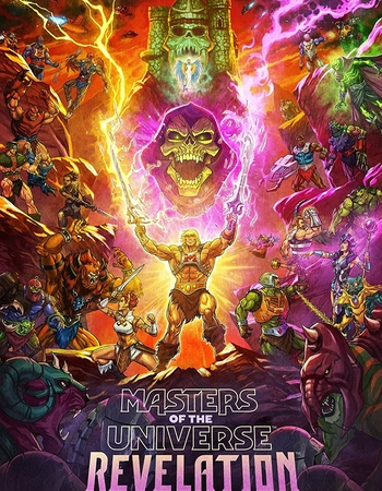 He-Man and the Masters of the Universe (2021) HDRip TV Series Hindi Complete Session 01 Download