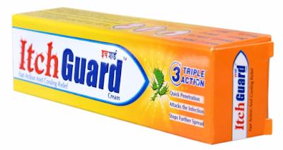 itch guard in hindi