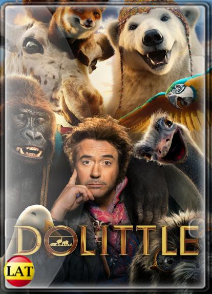 Dolittle (2020) DVDRIP LATINO