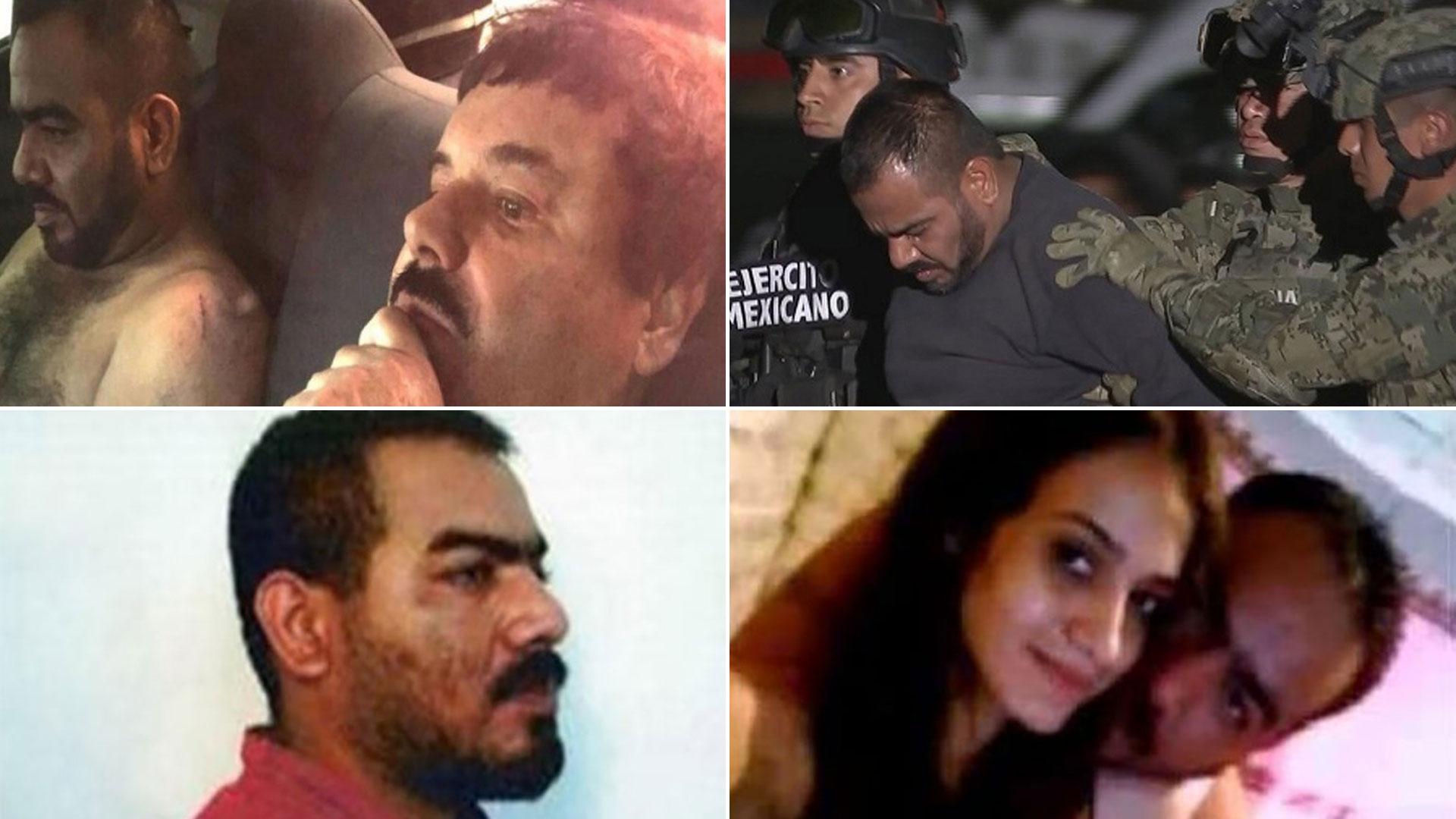 A como dé lugar los Gringos buscan llevarse a El Cholo Iván, jefe de escoltas del Chapo Guzmán