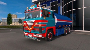 Scania 1 Series truck mod 2.0